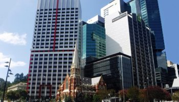 Brisbane Centre - Old and New!