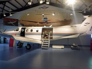 Darwin Museum - Royal Flying Doctor Service