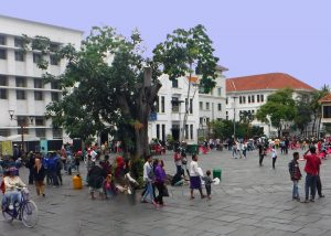Jakarta Old City - Kota Tua