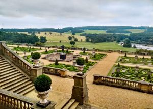 Harewood: The Italianate Terrace