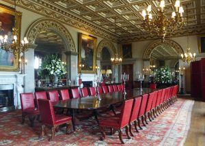 Stately Home: The State Dining Room