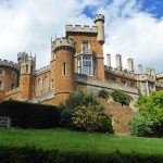 Stately Home: Belvoir Castle from the Spiral Walk