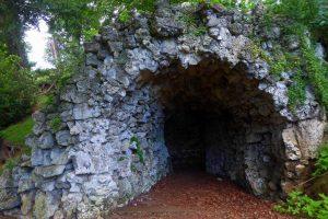 Tufa Grotto
