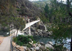 Tasmania: The Cataract Gorge