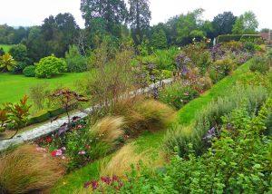The Terraced Garden