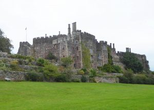Berkeley Castle from the Grounds