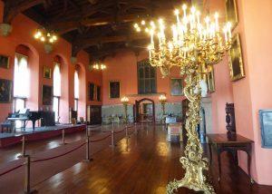 Raby Castle: Baron's Hall