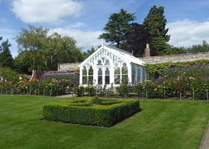 Rose Garden and Conservatory