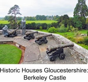 Berkeley Castle Battlements