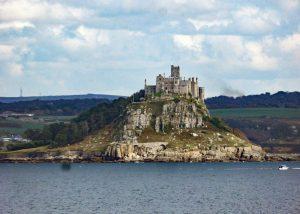 Cornwall: St Michael's Mount