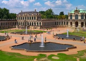 Dresden: Zwinger Palace