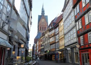 Hanover: Old Town and Kreuzkirche