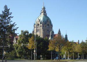Hanover: New Town Hall
