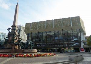 Neues Gewandhaus Concert Hall