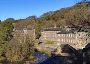 UNESCO World Heritage Sites in the UK: New Lanark