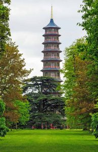 UNESCO World Heritage Sites in the UK: The Pagoda at Kew Gardens