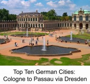 Dresden Zwinger Palace 1