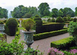 Chillingham: Italianate Garden
