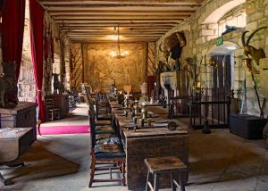 Chillingham: Great Hall