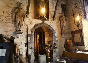 Chillingham: The Chapel